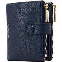 Portafoglio da donna, in pelle PU, piccolo portafoglio per donne