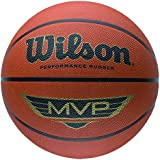 Wilson MVP Outdoor Basketball Rubber in Brown