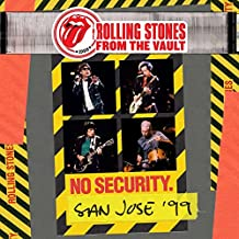 The Rolling Stones From the vaults / No Security