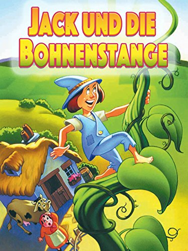 Jack und die Bohnenstange (German Version) Cover
