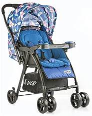 Luvlap Joy Baby Stroller (Blue)