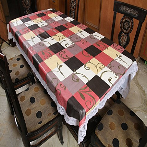 Freely Print Dining Table Cover For 6 Seaters  available at amazon for Rs.499