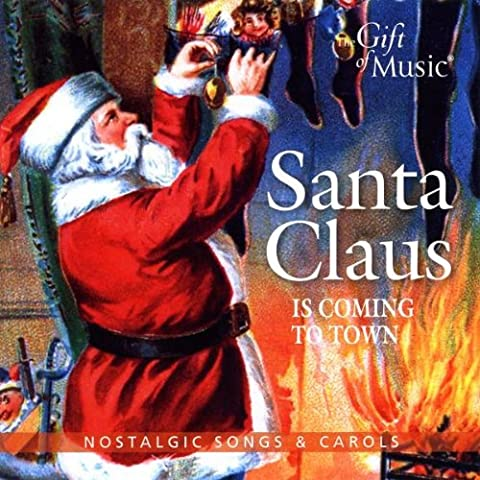 Santa Claus is coming to town - Nostalgische