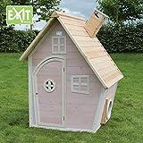 Exit Fantasia 100 Holzspielhaus - Rosa