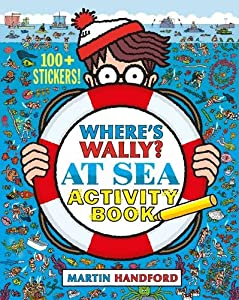 Where's Wally? At Sea: Activity Book from Walker Books