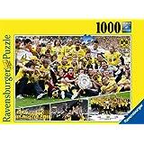 Ravensburger 90001 - BVB Borussia Dortmund Saison 2010/2011 - 1000 Teile Puzzle