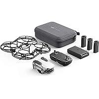 DJI Mavic Mini Combo Drone Leggero e Portatile, Batteria 30 Minuti, Distanza 2 Km, Gimbal 3 Assi, 12 MP, Video HD 2.7K, EU Plug