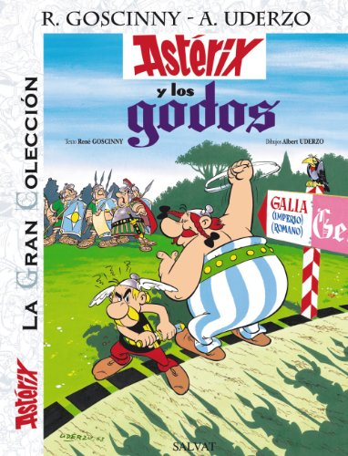 Asterix y los godos/Asterix and the Goths: La gran coleccion/The Great Collection