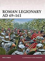 Roman Legionary AD 69-161 (Warrior, Band 166)