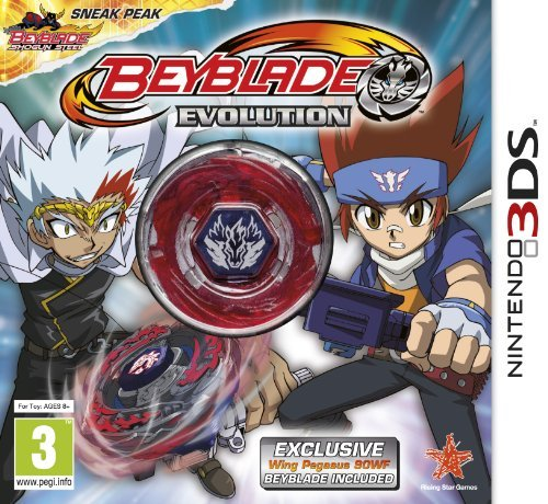 Beyblade: Evolution - Limited Collector's Edition (Nintendo 3DS) by Rising Star Games
