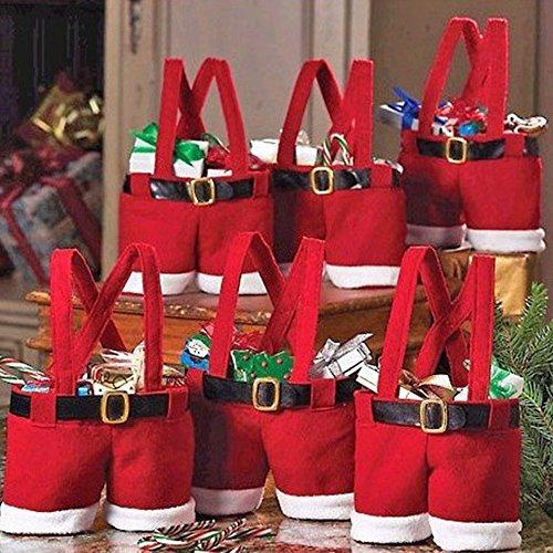ZOGIN Bolsa Caramelo Navidad / Bolsa Regalo Pantalones
