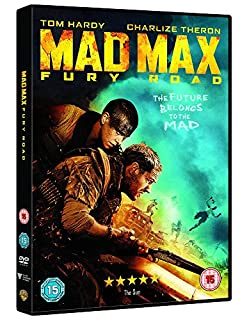 Mad Max: Fury Road [DVD] [2015] (B00QKS1XV6) | Amazon price tracker / tracking, Amazon price history charts, Amazon price watches, Amazon price drop alerts