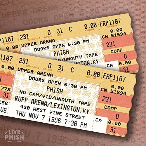 Rupp Arena (PHISH: 11/07/96 Rupp Arena, Lexington, KY (Live))