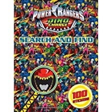 Power Rangers: Search and Find (Search & Find) by Power Rangers (2015-10-01)