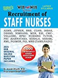 Complete Study Material of Staff Nurse Recruitment Exam Solved Paper Books