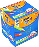 BiC Kid's Ecolutions Evolution Colouring Pencils - Multi-Coloured, Pack of 288