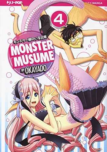 Monster Musume: 4