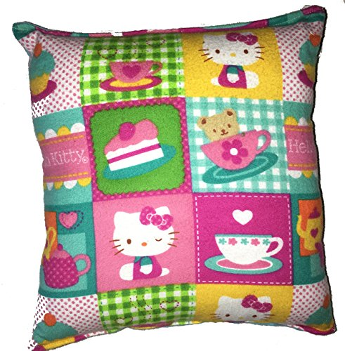 hello-kitty-pillow-hello-kitty-tic-tac-flannel-pillow-handmade-usa-pillow