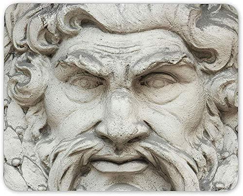 Mauspad Zeus Griechischer Gott Mauspad Pad - Mythologie Statue Griechenland Cooles Computergeschenk