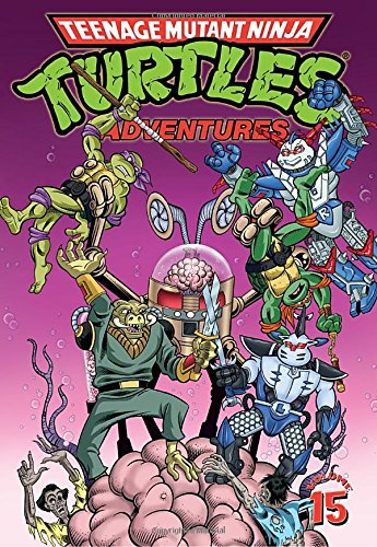 Teenage Mutant Ninja Turtles Adventures Volume 15 (TMNT Adventures, Band 15) (Casey Tmnt Mask Jones)