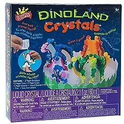 Scientific Explorer Dinoland Crystals, Multi Color