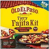 Old El Paso Fuego Faijta Kit De Comida 500g