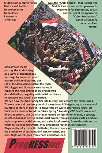 Fall of the Arab Spring: From Revolution to Destruction
