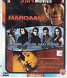 Mardaani/Kabhi Alvida Na Kehna/Saathiya