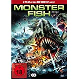 Monster Fish Box (6 Filme aus 2 DVDs) inklusive Sharknado