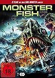 Monster Fish Box (6 Filme aus 2 DVDs) inklusive Sharknado