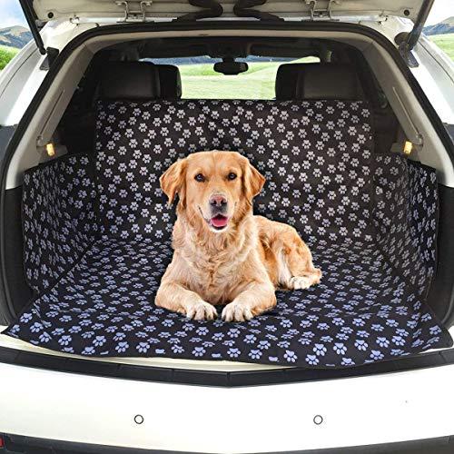 Topfit Housse de protection pour animal de compagnie /étanche antid/érapante et r/ésistante pour coffre de SUV