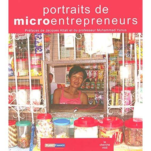 Portraits de microentrepreneurs
