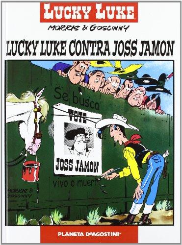 Lucky Luke nº 03 Contra Joss Jamon (Cómics Clásicos NO) por Morris