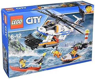 LEGO City 60166 - Seenot-Rettungshubschrauber