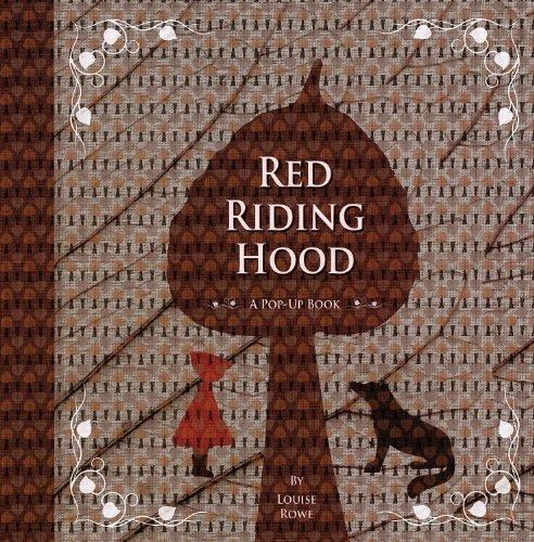 Red Riding Hood: A Pop-up Book (Fairytale Pop-ups) -