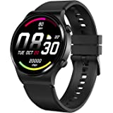 Fire-Boltt 360 Pro Bluetooth Calling, Local Music and TWS Pairing, 360*360 PRO Display Smart Watch with Rolling UI & Dual But