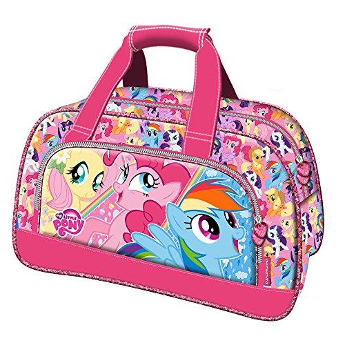 Karactermania My Little Pony Cute Sporttasche, 45 cm, 15 liters, Rosa
