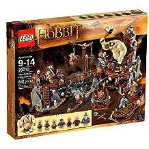 LEGO Señor de los Anillos 79010 - El Hobbit 5: El rey orco