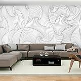 murando - Fototapete 3D Effekt 500x280 cm - Vlies Tapete -Moderne Wanddeko - Design Tapete - Abstrakt 3D a-A-0254-a-b