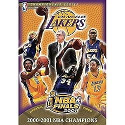 Nba Champions 2001: Lakers [USA] [DVD]