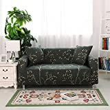 getmorebeauty fundas de sofá fundas para respaldo de silla cubierta de asiento elástico funda para sofá pantalla Home muebles Slipcovers, tela, A1, 3 Seater / 180 - 220cm