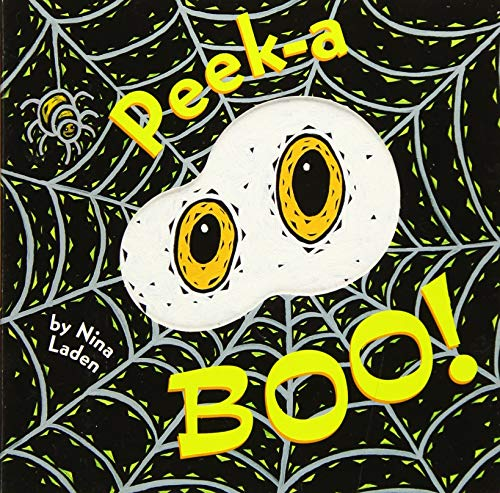 Peek-a Boo! (16 Notecards and Envelopes) (In Chicago Halloween-event)