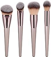 Brochas para Maquillaje Facial, Everpert Brocha de Maquillaje, Profesional Mango de Madera Belleza Pinceles de...