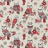 Textiles français Baumwollstoff/Weihnachtsstoff | Die