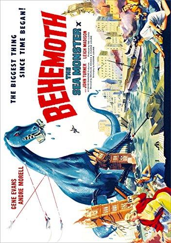 Behemoth - The Sea Monster (Das Ungeheuer von Loch Ness) [Limitiert auf 80 Exemplare], Kleine Hartbox, Cover B