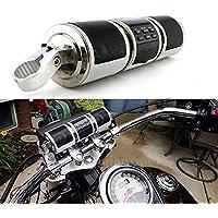 Altavoz de motocicleta Bluetooth V2.1 + EDREDR Reproductor de audio resistente al agua altavoz estéreo FM Radio AUX USB TF reproductor de MP3 sistema de sonido