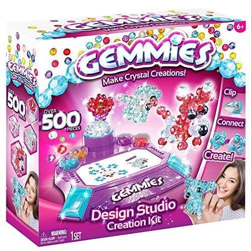 Gemmies 65010 Design Studio, Mehrfarbig (Toms Red Sparkle)