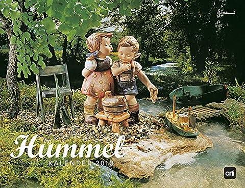 Hummel-Kalender 2018: Jahreskalender