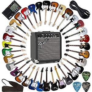 Accessoires guitare électrique