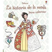 La Historia De La Moda Para Colorear